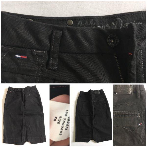 Tommy Hilfiger Bleistiftrick schwarz Jeans