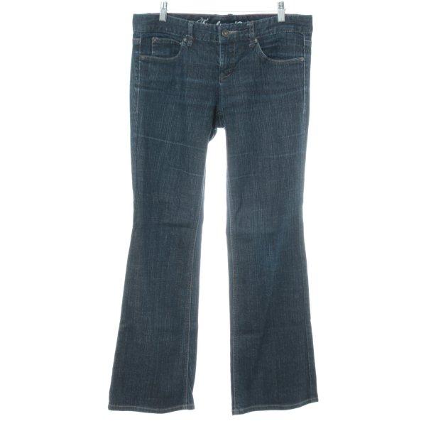 Tommy Hilfiger Boot Cut Jeans blau Casual-Look