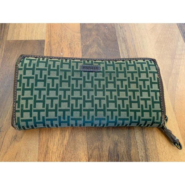 Tommy Hilfiger Brieftasche grün
