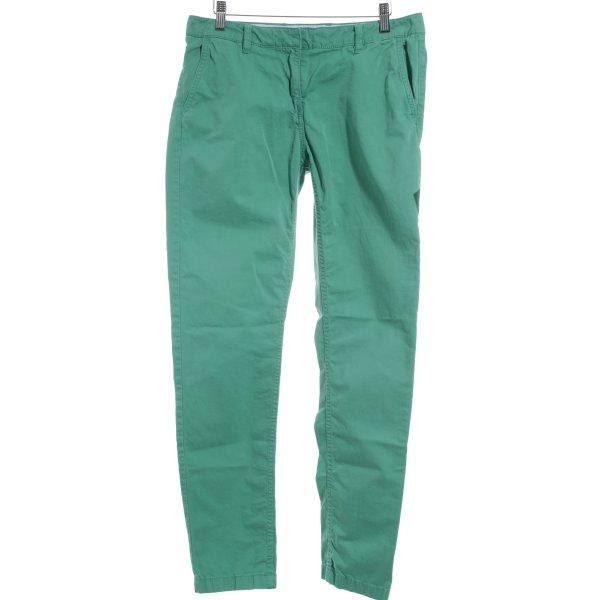 Tommy Hilfiger Chinohose grün Elegant