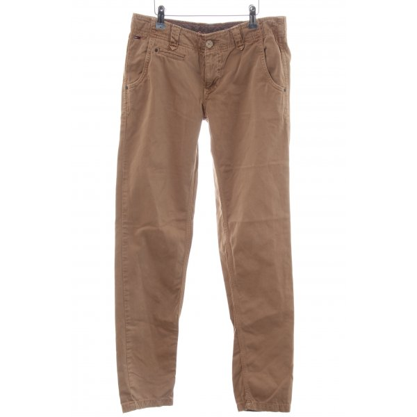 Tommy Hilfiger Chinohose wollweiß Casual-Look