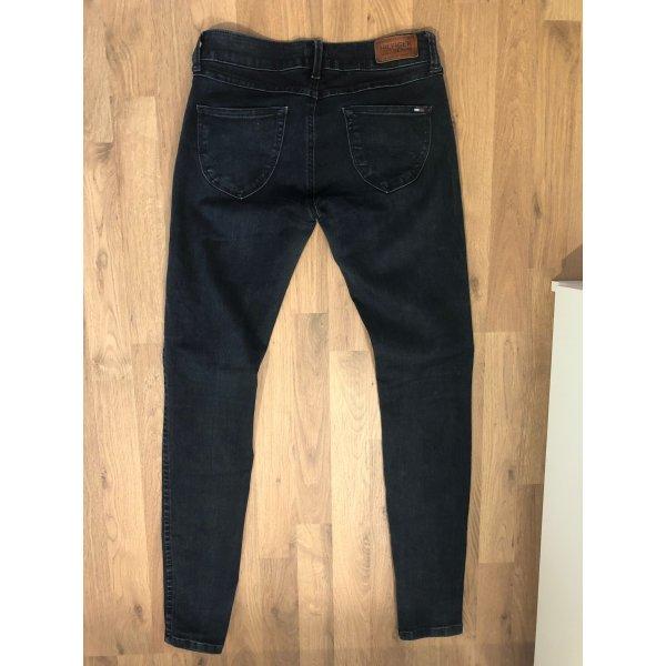 Tommy Hilfiger Denim Slim jeans donkerblauw