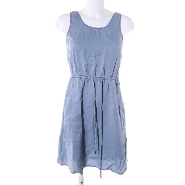 Tommy Hilfiger Denim Minikleid blau Casual-Look