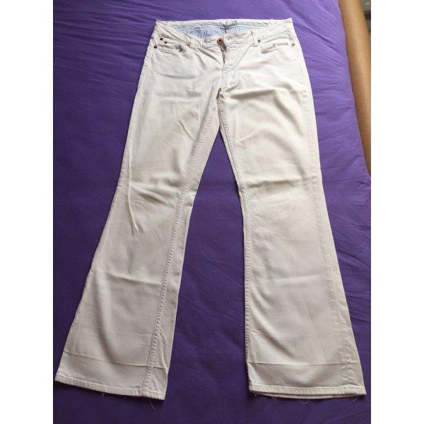 Tommy Hilfiger Jeans weiß