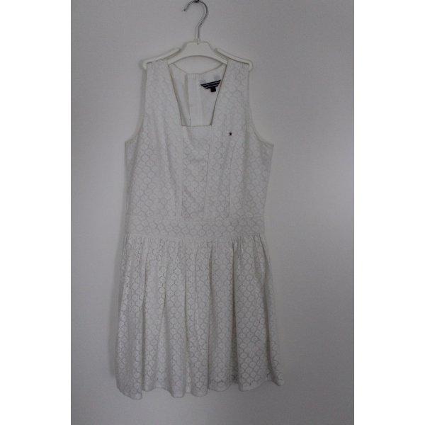 Tommy Hilfiger Kleid weiß