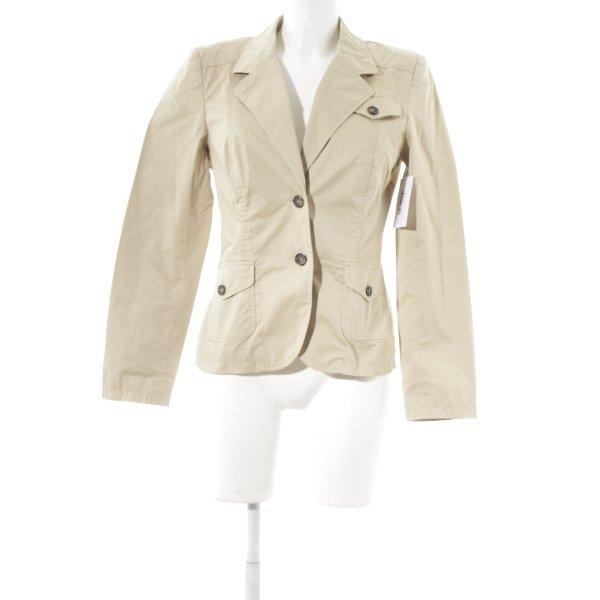 Tommy Hilfiger Kurz-Blazer beige Casual-Look