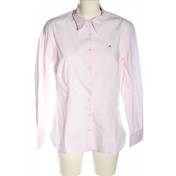 Tommy Hilfiger Langarmhemd pink Business-Look