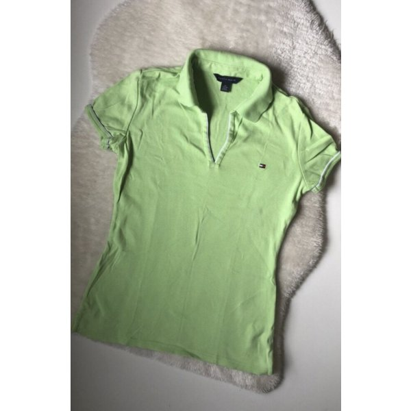 Tommy Hilfiger Polo Shirt, kurzärmelig