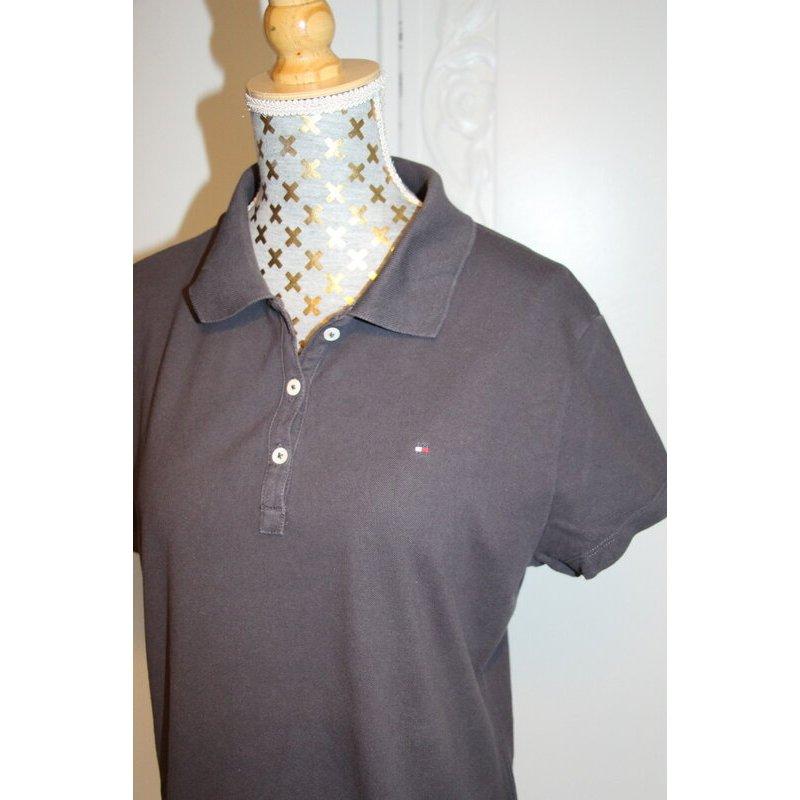 Tommy Hilfiger Poloshirt Gr. L (XXL) Slim Fit