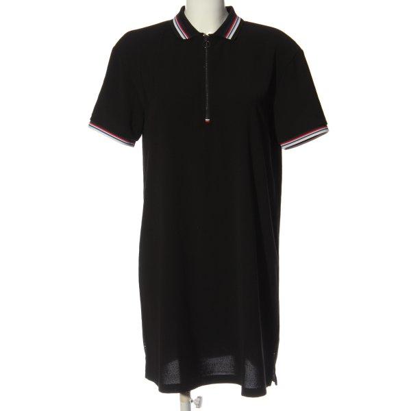 Tommy Hilfiger Shirtkleid Streifenmuster Casual-Look