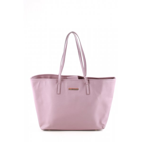 Tommy Hilfiger Shopper pink Casual-Look