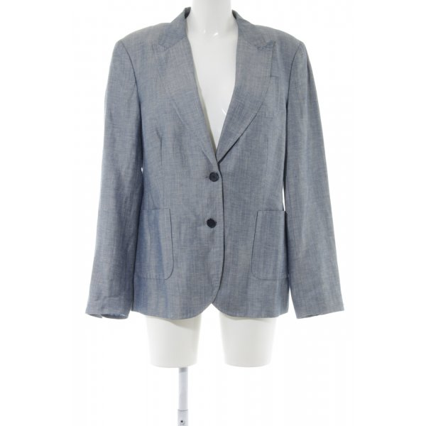 Tommy Hilfiger Smoking-Blazer blau Business-Look
