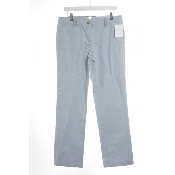 Tommy Hilfiger Stoffhose himmelblau Casual-Look