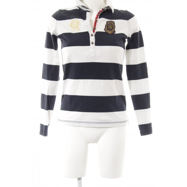 Tommy Hilfiger Sweatshirt Streifenmuster Street-Fashion-Look