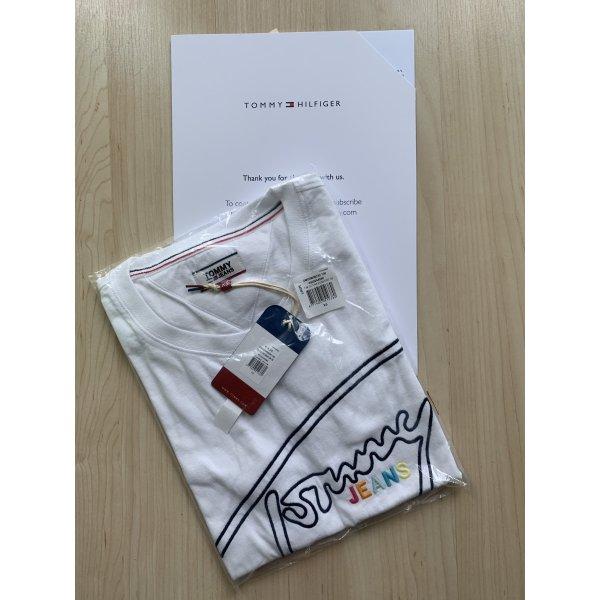 Tommy Hilfiger T-shirt weiß bunt