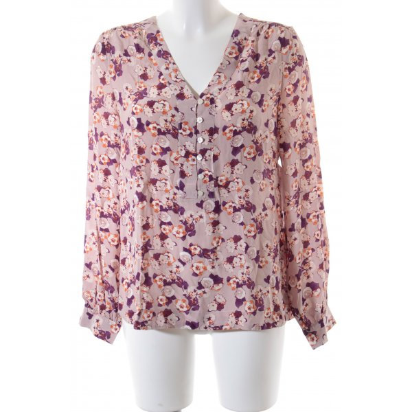 Tommy Hilfiger Tunikabluse florales Muster Casual-Look