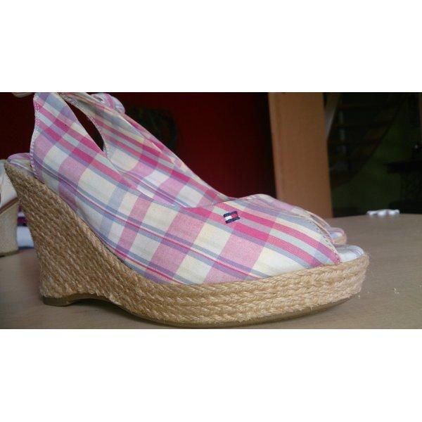 Tommy Hilfiger Wedge Sandals light pink-pink