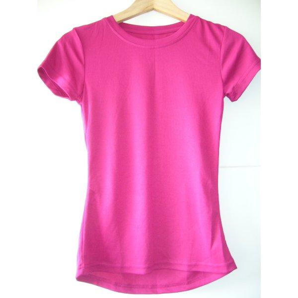 Top Sport T-Shirt pink Crivit XXS XS 32 34
