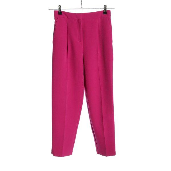 Topshop 7/8-Hose pink Casual-Look