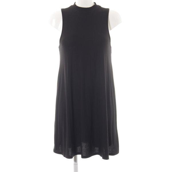 Topshop A-Linien Kleid schwarz Casual-Look