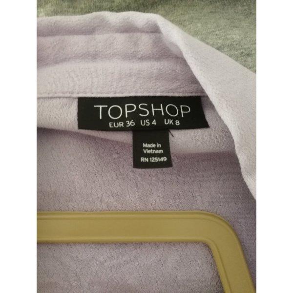 Topshop Bluse (kurz)