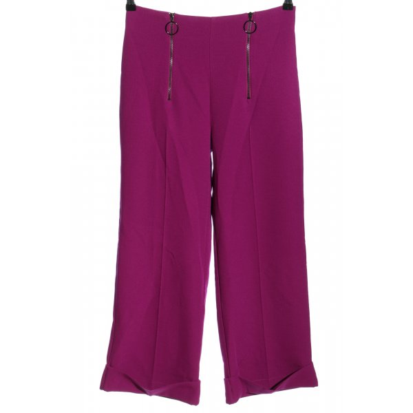 Topshop Culottes pink Casual-Look