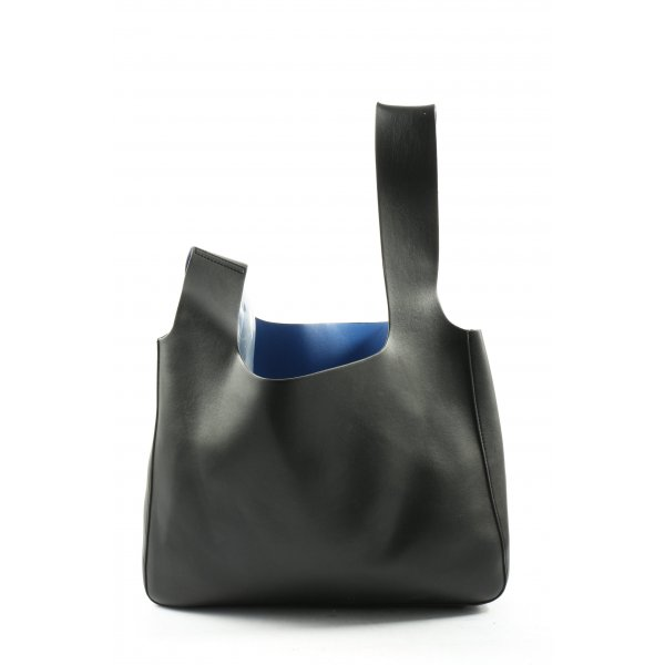 Topshop Handtasche schwarz Casual-Look
