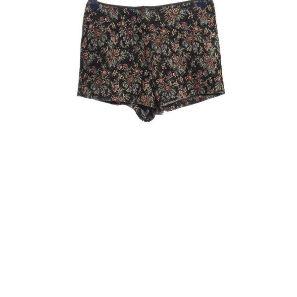 Topshop Hot Pants Blumenmuster Elegant