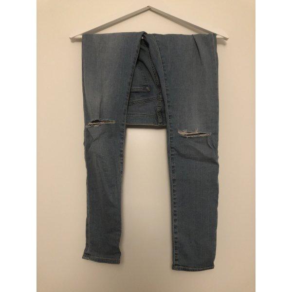Topshop Jeans hellblau ungetragen W24 L28 petite