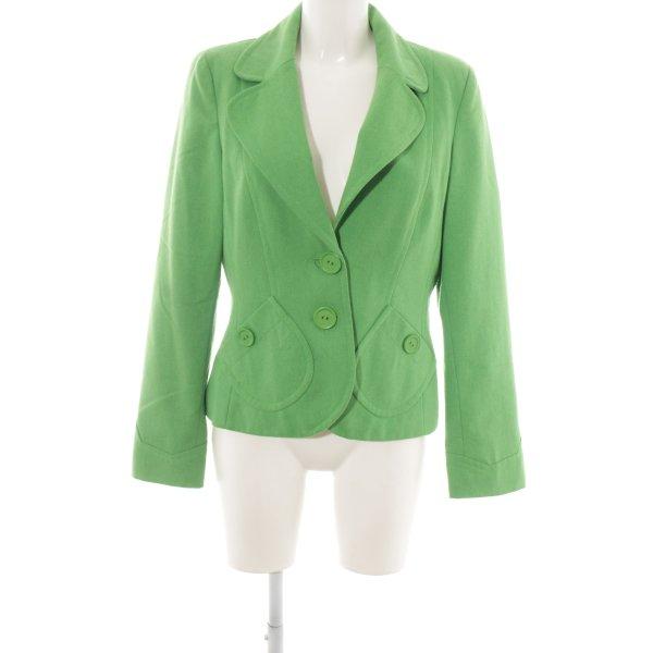 Topshop Kurzjacke grün extravaganter Stil