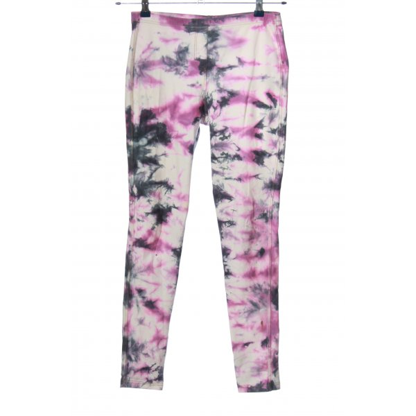 Topshop Leggings abstraktes Muster Casual-Look