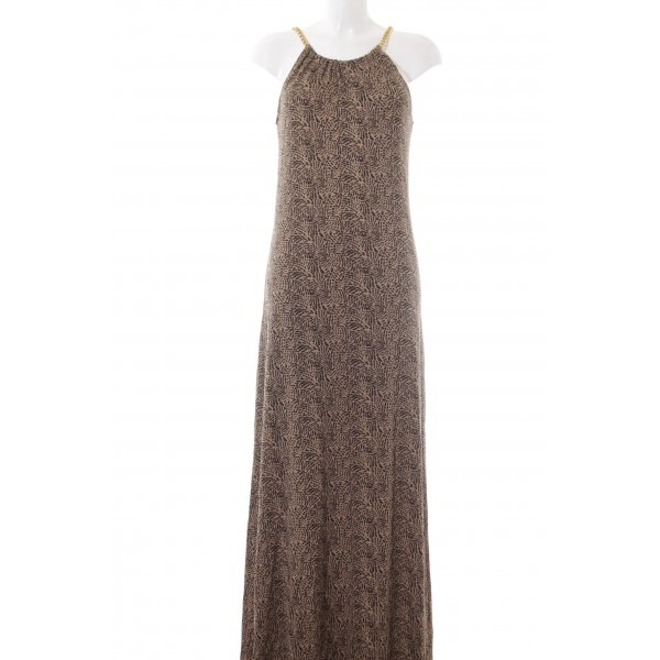 Topshop Maxikleid Animalmuster Animal-Look