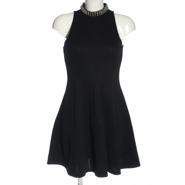 Topshop Minikleid schwarz Elegant