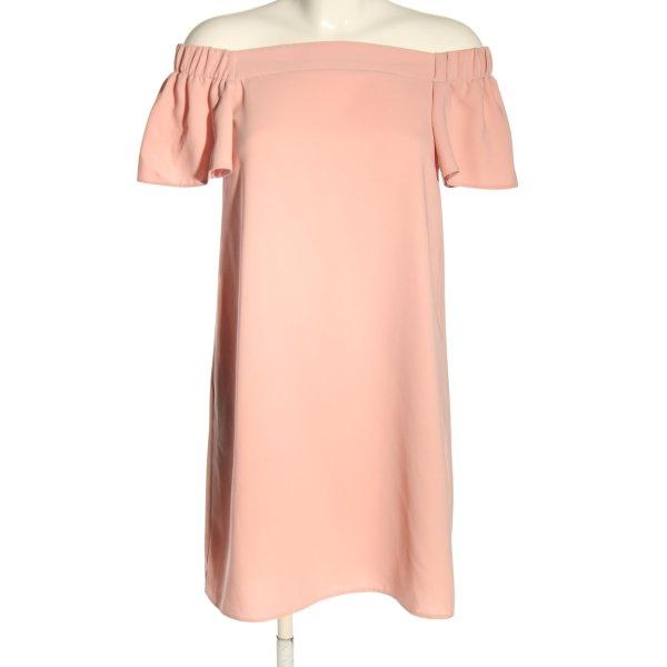 Topshop Minikleid pink Casual-Look