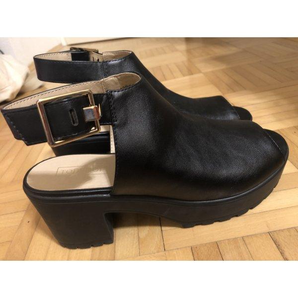 Topshop Sandalen mit Absatz