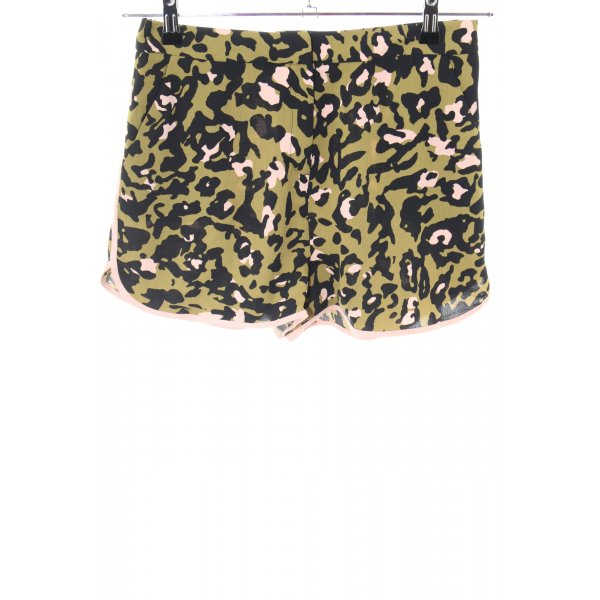 Topshop Shorts Camouflagemuster Casual-Look