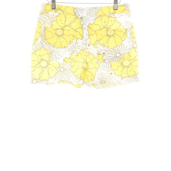 Topshop Shorts mehrfarbig Casual-Look