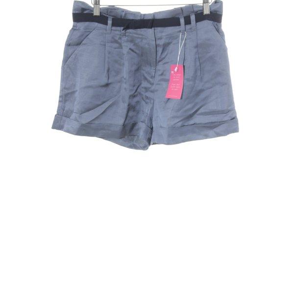 Topshop Shorts graublau Casual-Look