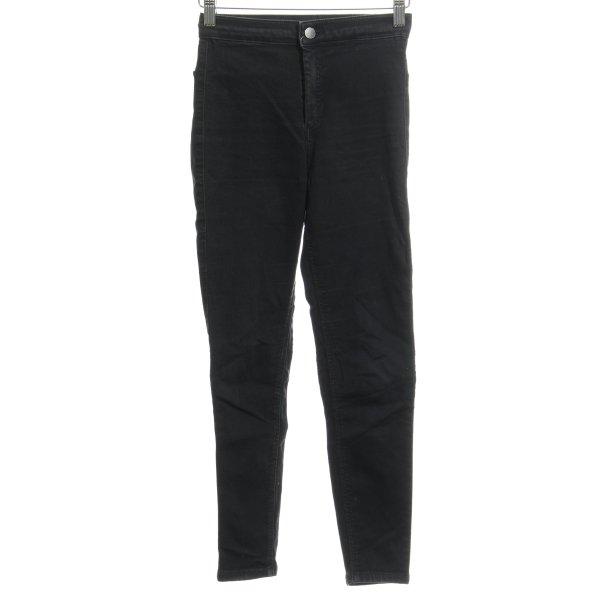 """Topshop Skinny Jeans """"Joni"""" schwarz"""