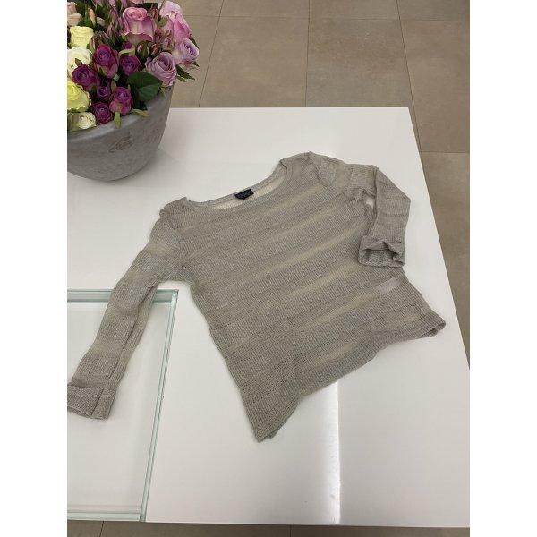 Topshop strickpullover Pullover in 36 / S Beige Creme