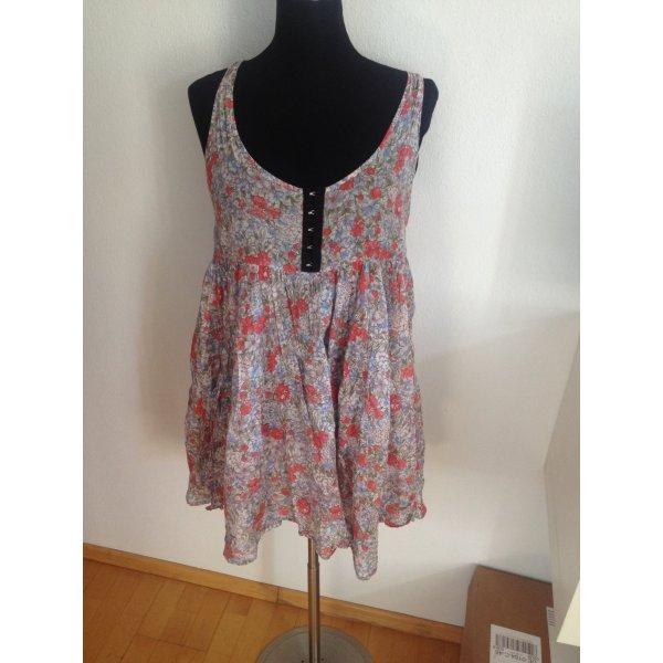 Topshop Swing Kleid mit Blumenprint