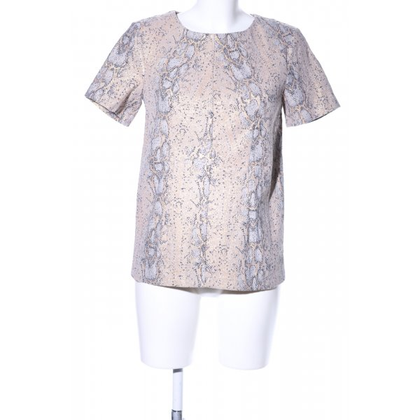 Topshop T-Shirt Allover-Druck Casual-Look