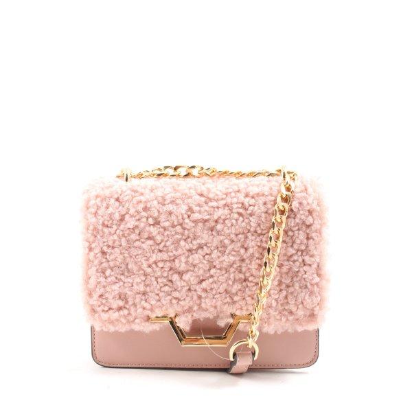 Topshop Umhängetasche pink Casual-Look