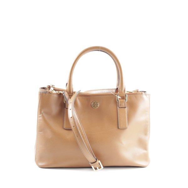 Tory Burch Handtasche wollweiß Business-Look