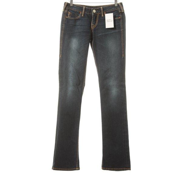 True Religion Boot Cut Jeans blau