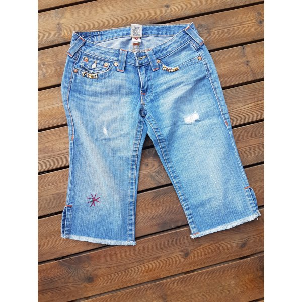 True Religion, Capri Jeans