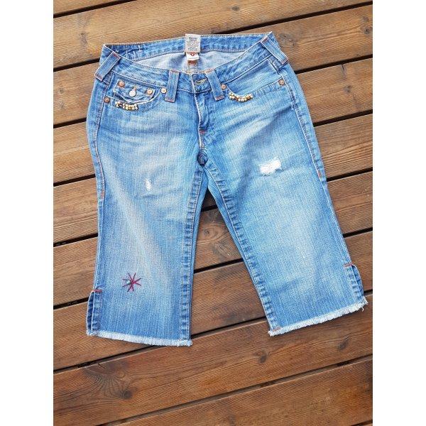 True Religion, Capri Jeans