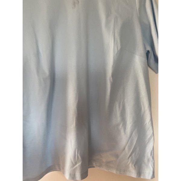 Tshirt Shirt XXXL 46 blau