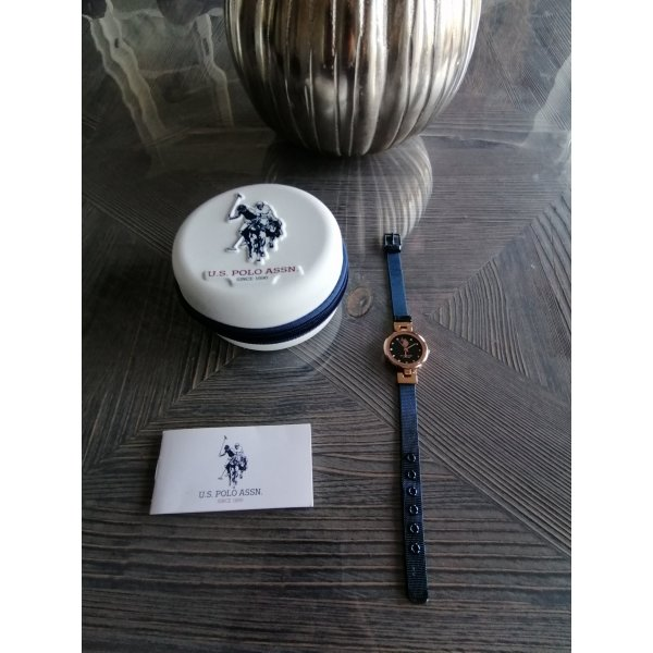 U.S. Polo Assn. Damenuhr Uhr Polo Uhr