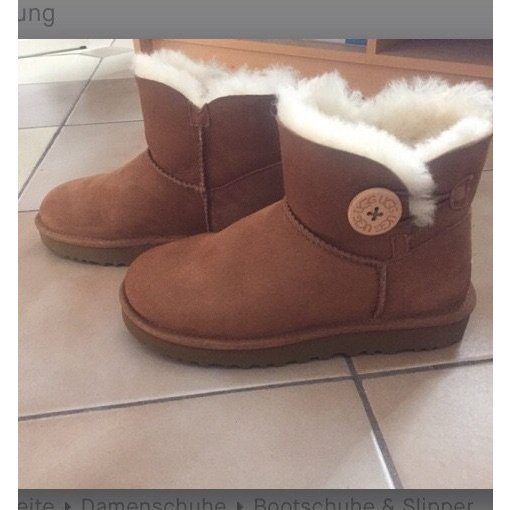 Ugg Boots Baily Button